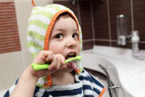 Child's Tongue Health